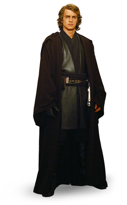 ANAKIN SKYWALKER. Nothing More To Be Said.