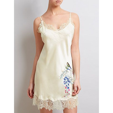 cd8674a814 Buy Somerset by Alice Temperley Wisteria Embroidered Silk Chemise ...