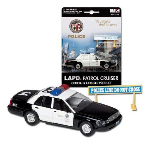Cop Car Collection Ford Crown Victoria ILLINOIS Police HO Scale