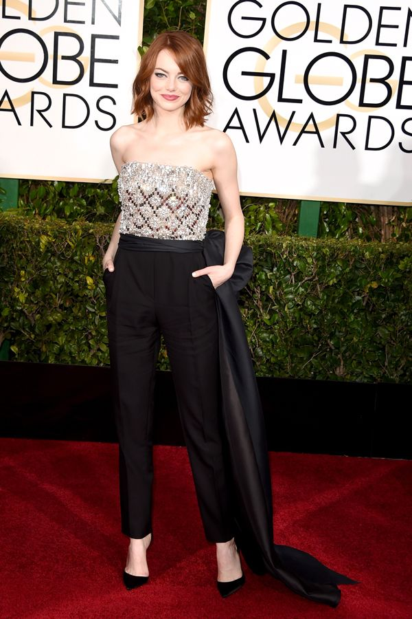 99ba4f9186ae The Golden Globes  Most Stunning Red Carpet Moments