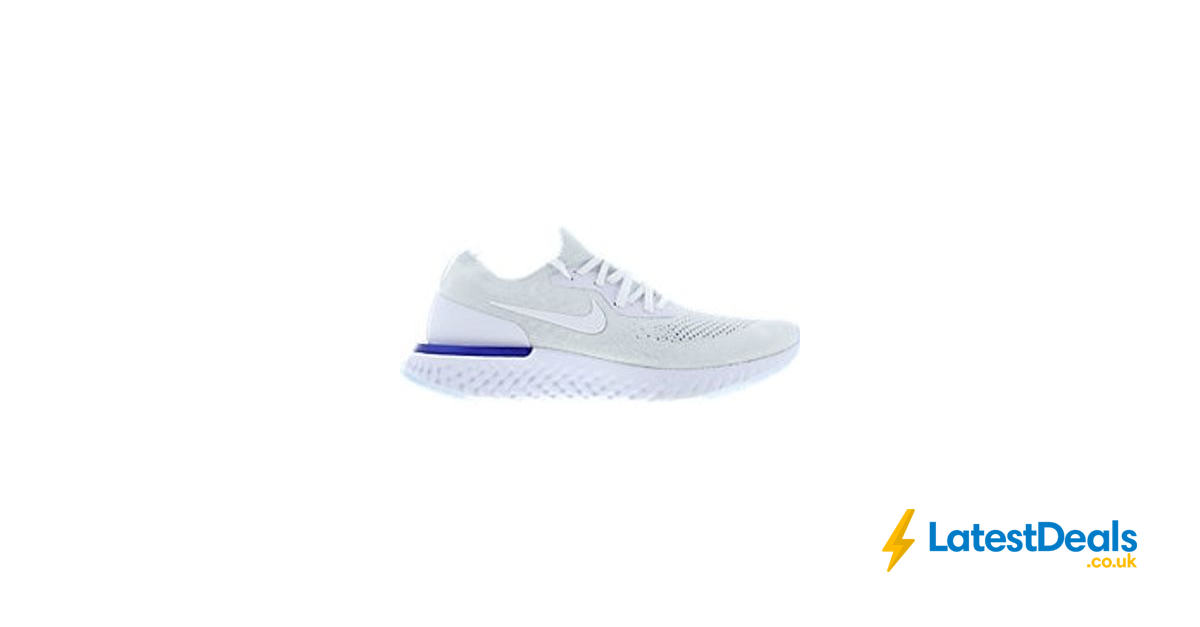 ab10ce20da5d Nike Epic React Flyknit - Mens Shoes Sizes 6 11