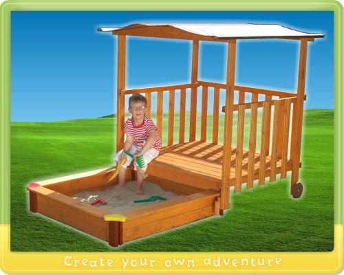Cool Spielhaus mit Sandkasten GASPO Eine gro e Auswahl an Spielh usern finden Sie im Shop Bestellen Sie jetzt online im Wickey Webshop zu g nstigen Preisen