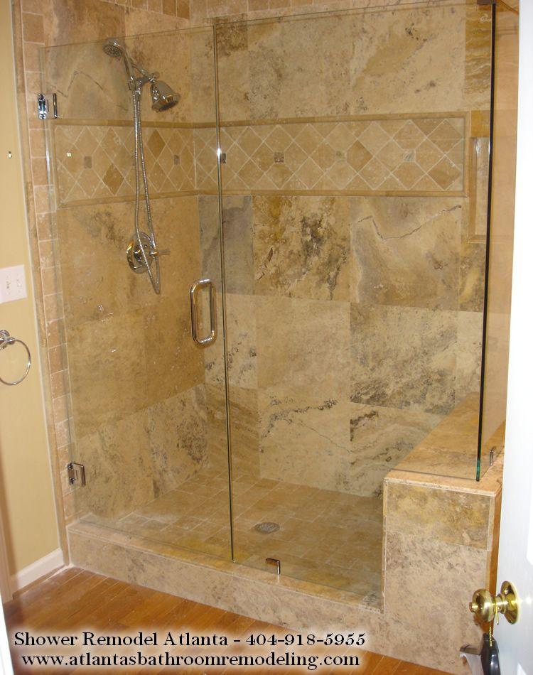 Modest Bath Remodel Ideas For Bathroom Shower Design ...