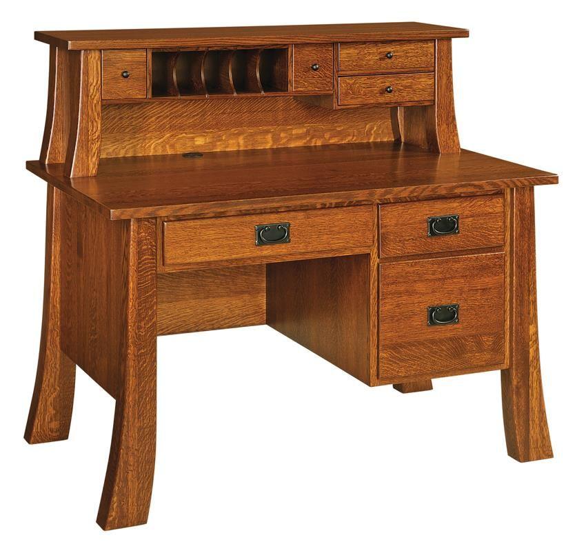 Small Desk Custom Sizes Eclectic Modern Chic Wood Desk X Base