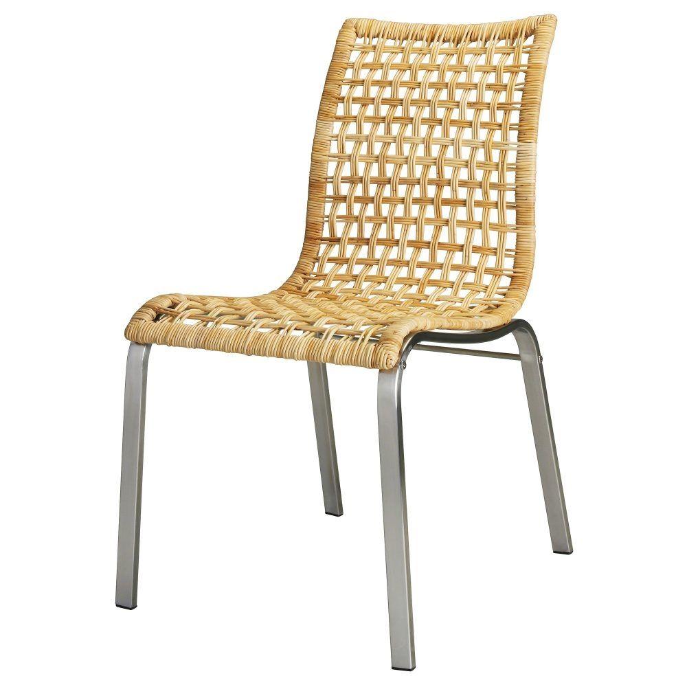 Wicker Esszimmer Stühle Von Ikea Esszimmerstühle   Ikea ...