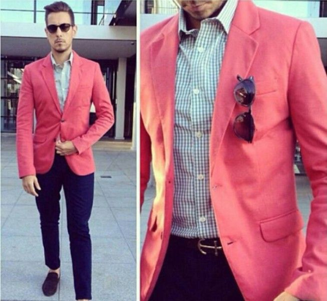 Pink Jackets For Men | Outdoor Jacket