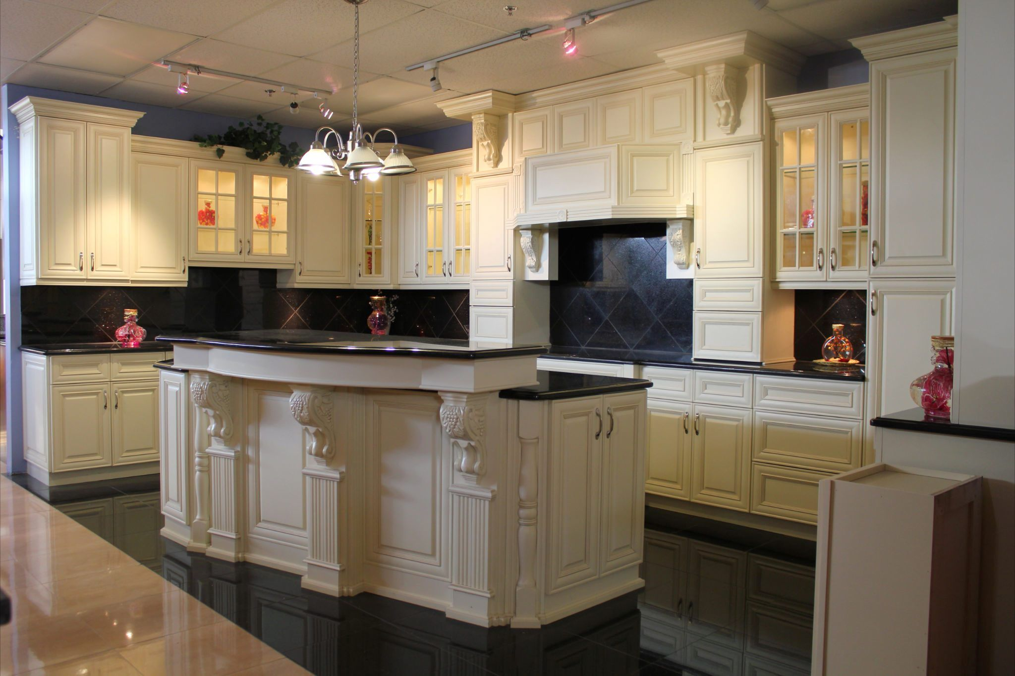 Best Pin By Cheryl Streeval On Kitchen Kitchen Cabinets For 400 x 300