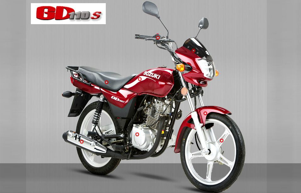 Suzuki Gd 110s 2019 Price In Pakistan Suzuki Bikes Suzuki Bike