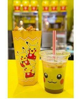 Pikachu meal