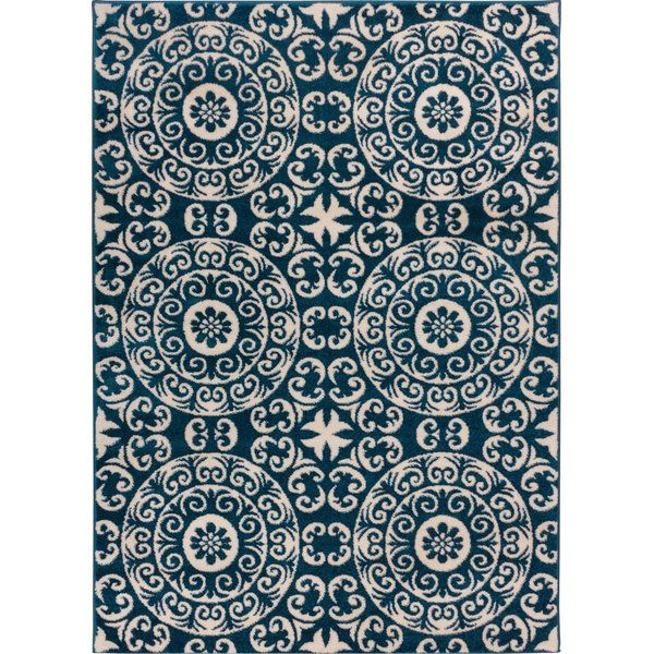 Giles Petra Palatial Navy Blue Area Rug Well Woven Modern Area Rugs Blue Area Rugs