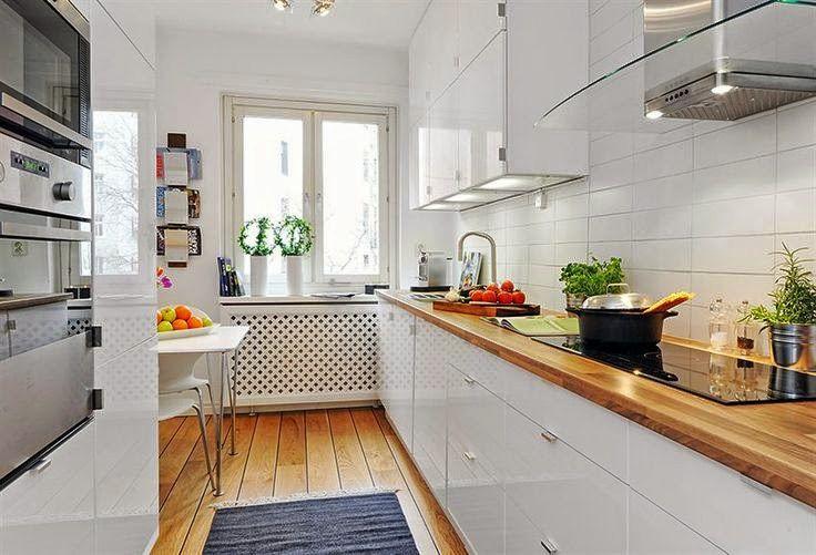 4 Cocinas 4 Estilos Cual Es El Tuyo A Gusto En Casa Decoracion De Cocina Moderna Encimeras De Cocina Decoracion De Cocina
