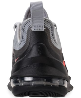 de98f556827d Nike Big Boys  Air Max Axis Casual Running Sneakers from Finish Line -  Black 6.5