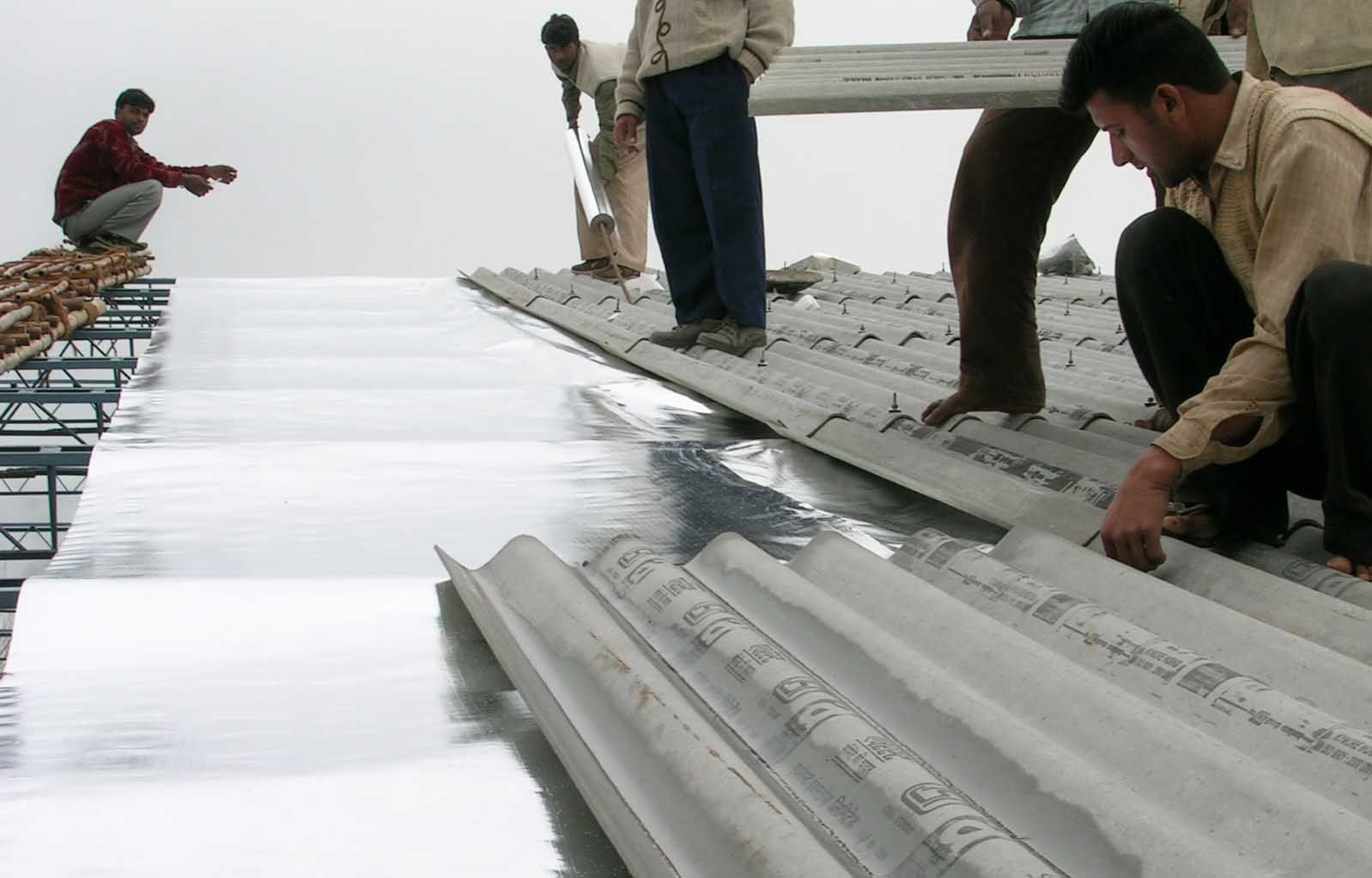 Need For Insulation Material To Witness Exponential Growth Buildings In India Had Been Wi Insulation Materials Roof Insulation Materials Radiant Heat Barrier
