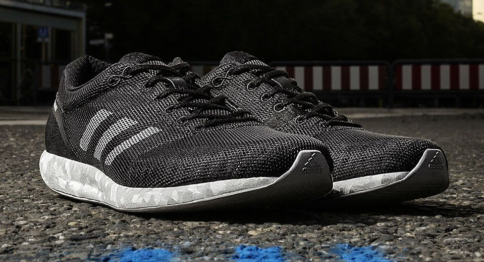 Adidas AdiZero Sub2 Running Shoes Front  be40f1b96