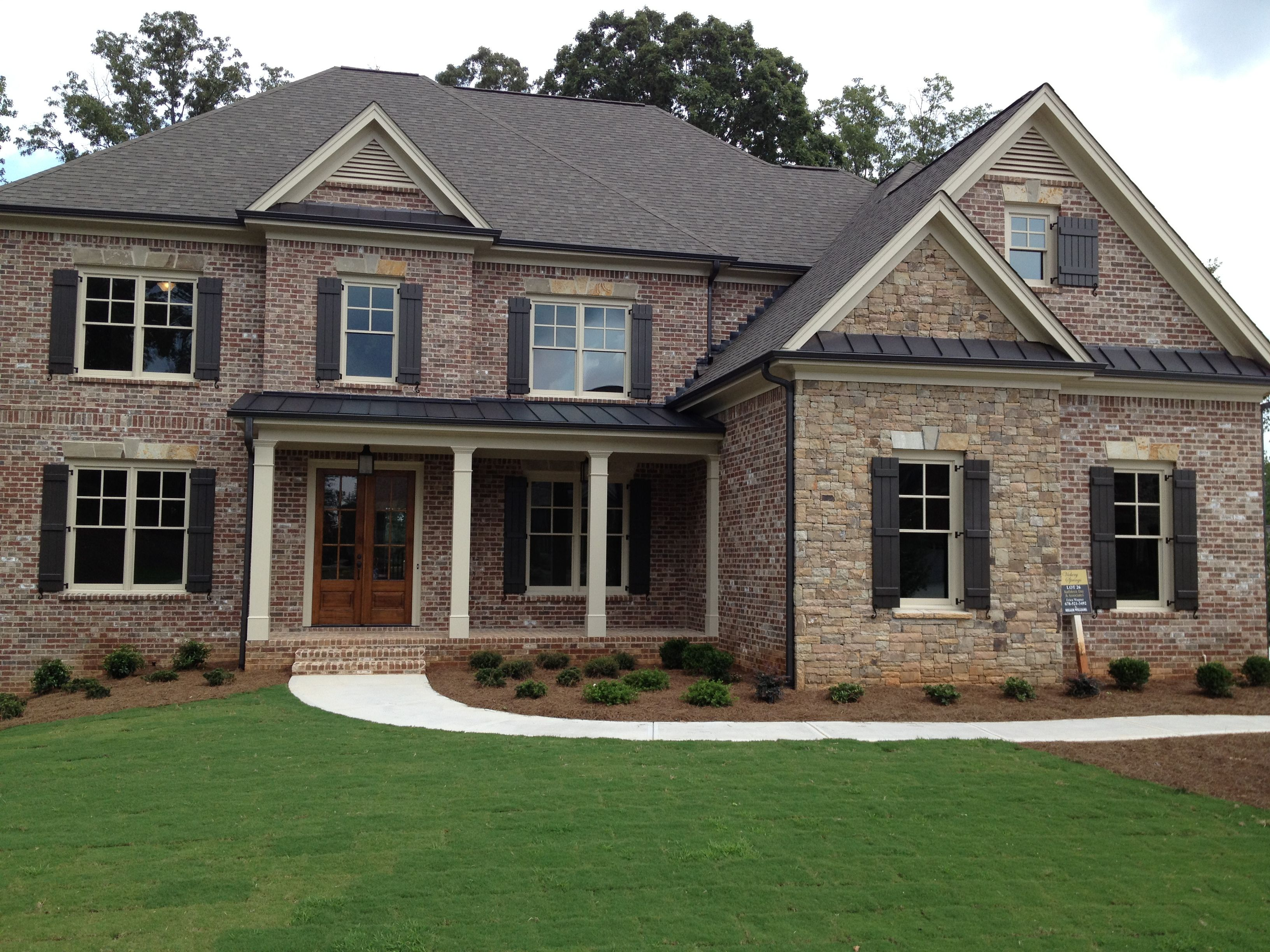 Belle Grae Anti Buff Mortar Columbus Brick In 2019 Pinterest House Design House And Home