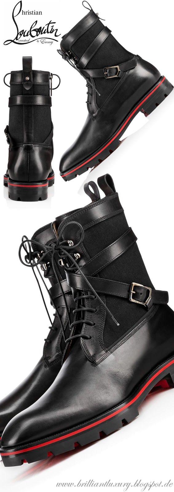 énorme réduction 7d9d5 3014d Brilliant Luxury ♢ Christian Louboutin Safacroc Flat ...