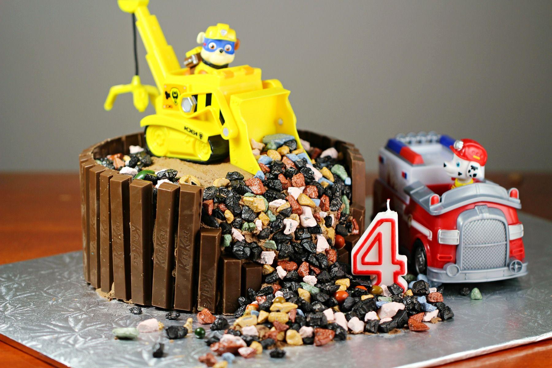 Paw patrol birthday cake recipe paw patrol birthday