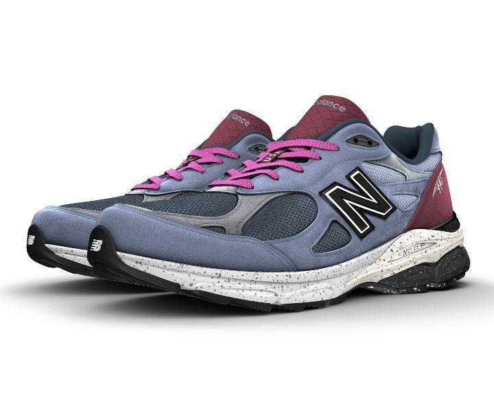pretty nice 42909 85cde custom NB 990s | Fall 15 Shopping | Sneakers, Shoes, New balance