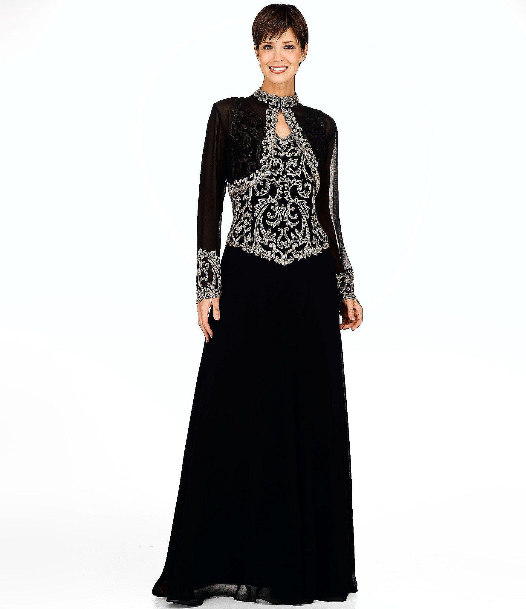 J Kara Beaded Dress – Fashion dresses