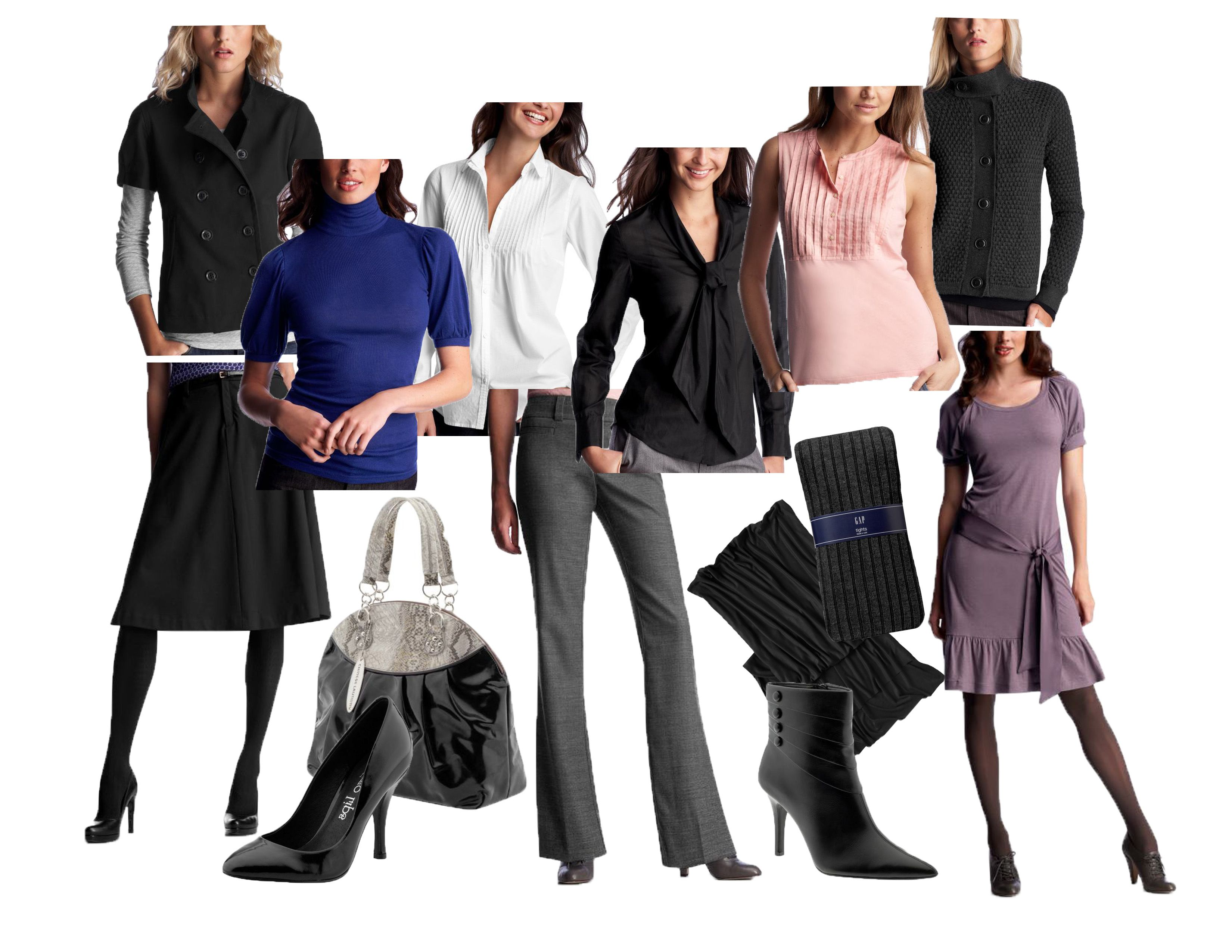 Business Clothes For Women Picks Cool Affordable Attire From Old