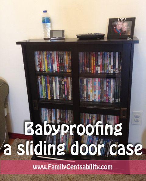 How To Baby Proof A Sliding Door Dvd Case Best Of