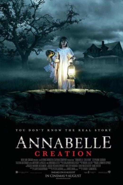 Annabelle Creation Annabelle Creation