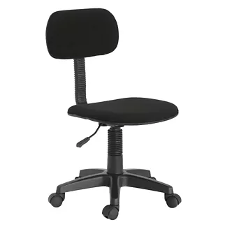 Shop For Armless Office Chair Online At Target Free Shipping On Orders Of 35 And Save 5 Every Day With Your Target Redc In 2020 Adjustable Office Chair Black Office Chair Chair