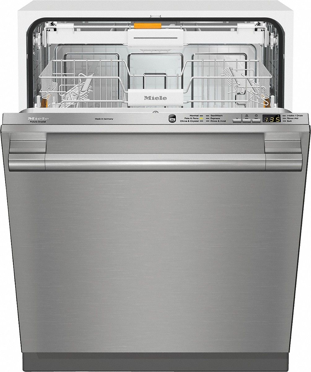 G 6165 Scvi Sf Am Fully Integrated Full Size Dishwasher With