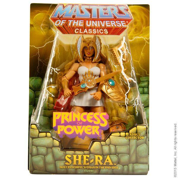 matty | Classics | She-Ra™ Figure