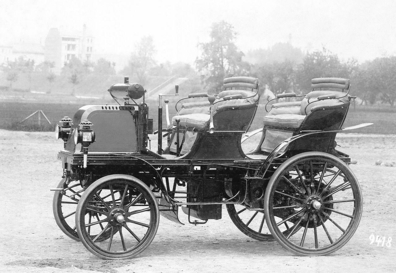 Daimler Phoenix Phaeton 1898 Antique Cars Classic Cars