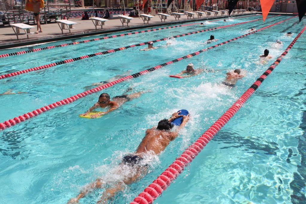 Swim Laps At The Rose Bowl Aquatic Center Swim Team Team