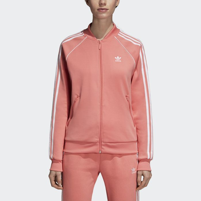 adidas superstar track jacket junior