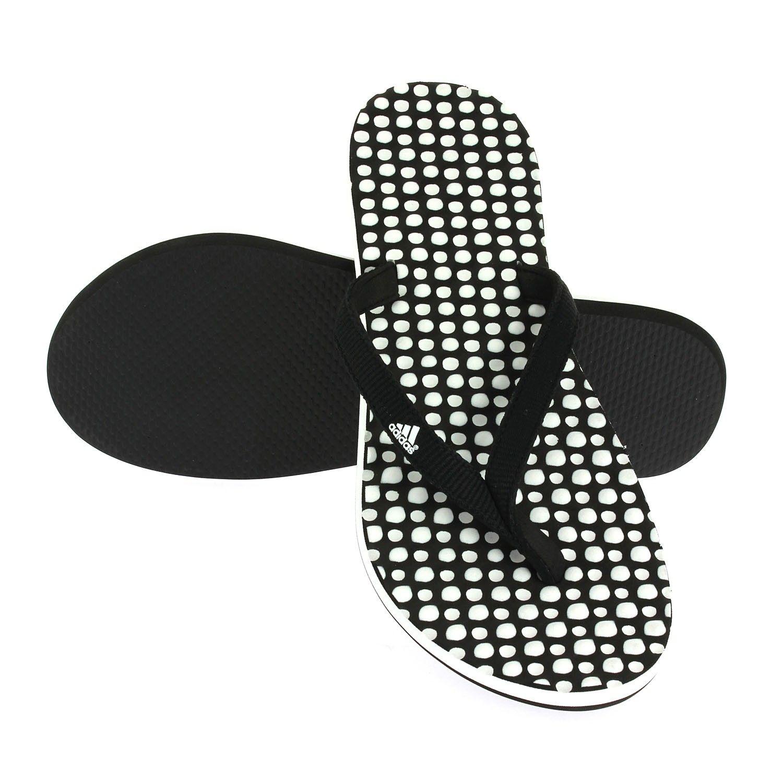 Adidas Eezay Dots (B35896) | Flip flop sandals, Womens flip