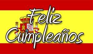 Spanische Geburtstagswunsche Und Spruche Sprachen Pinterest