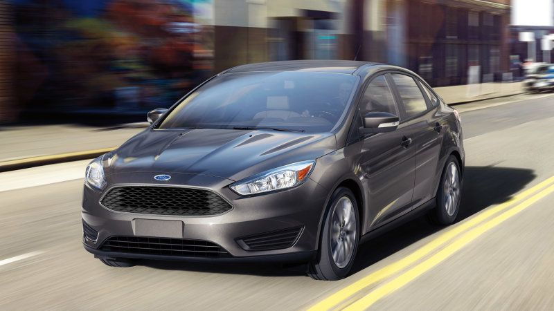 Ford Focus Driving Review Saying Goodbye To A Sensible Little Sedan Best New Cars Ford Focus Best Luxury Cars