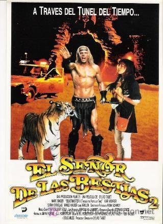 El señor de las bestias 2: La puerta del tiempo (1991)