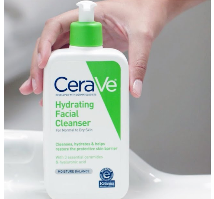 Photo of CeraVe Hydrating Facial Cleanser