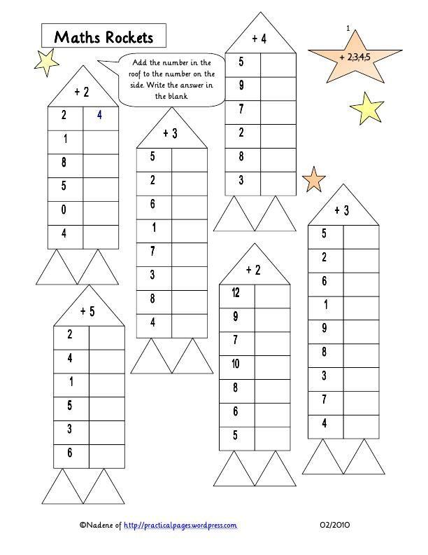 Pin von Satin Lenta auf примеры | Pinterest | Mathe, Schule und ...