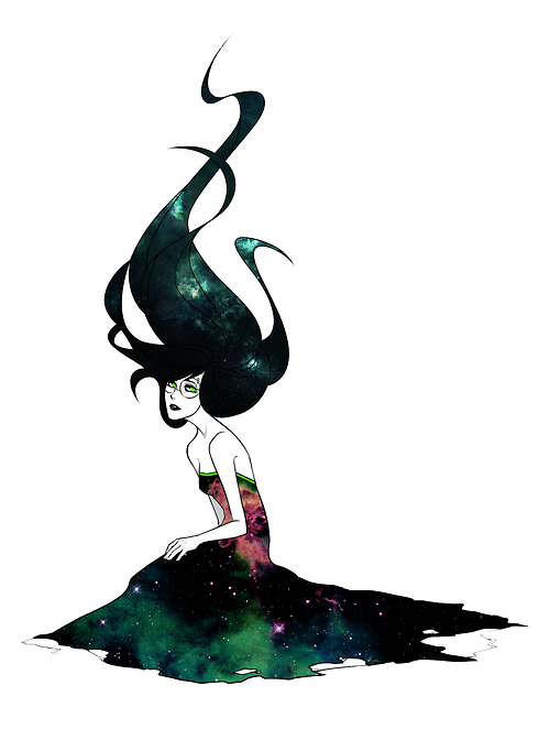 Jade Harley universe dress