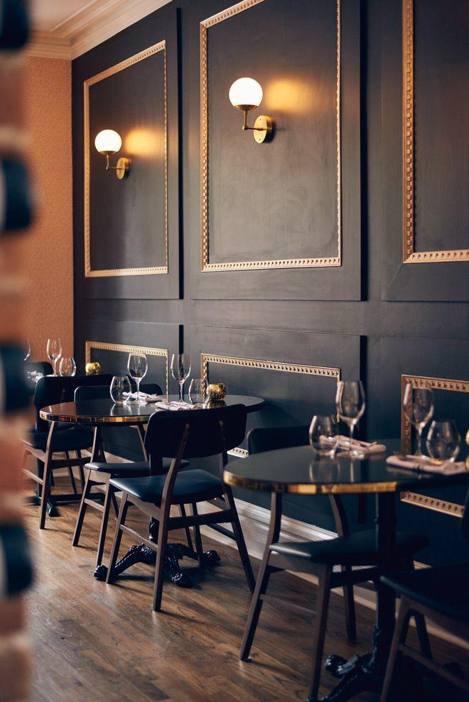 Fairouz Restaurant Centretown Ottawa Vintage Decor