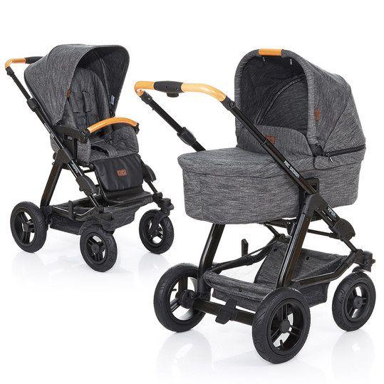 abc design kombi kinderwagen viper 4 sonderserie wood baby jogger kinderwagen retro. Black Bedroom Furniture Sets. Home Design Ideas