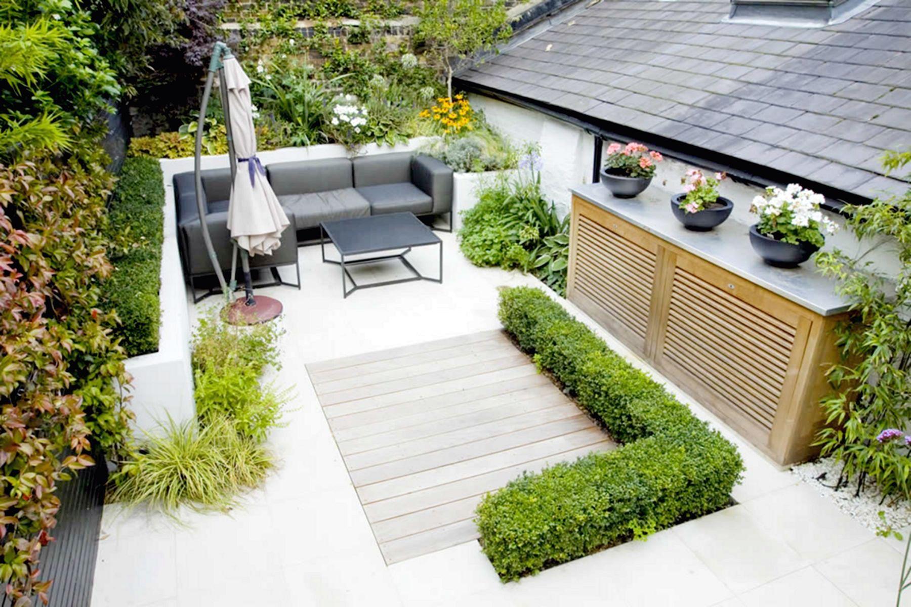 7 Fabulous Backyard Privacy Landscaping Ideas For Cozy Family Relaxing Space Small Garden Design Garden Spaces Backyard