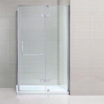 Lydia Shower Door 46 In X 29 In X 73 9 In Costco No Base