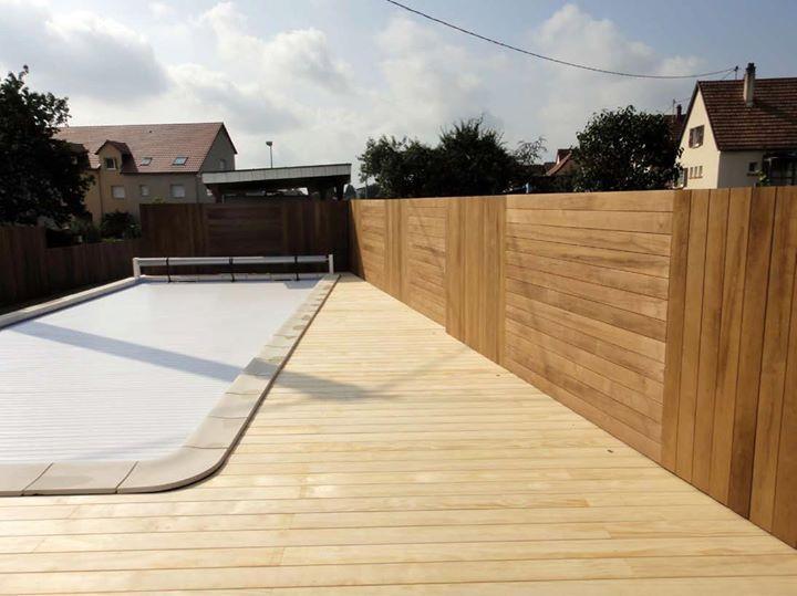 Holzterrasse Verdeckt Montiert Hell Schlicht Von Www Bs Holzdesign