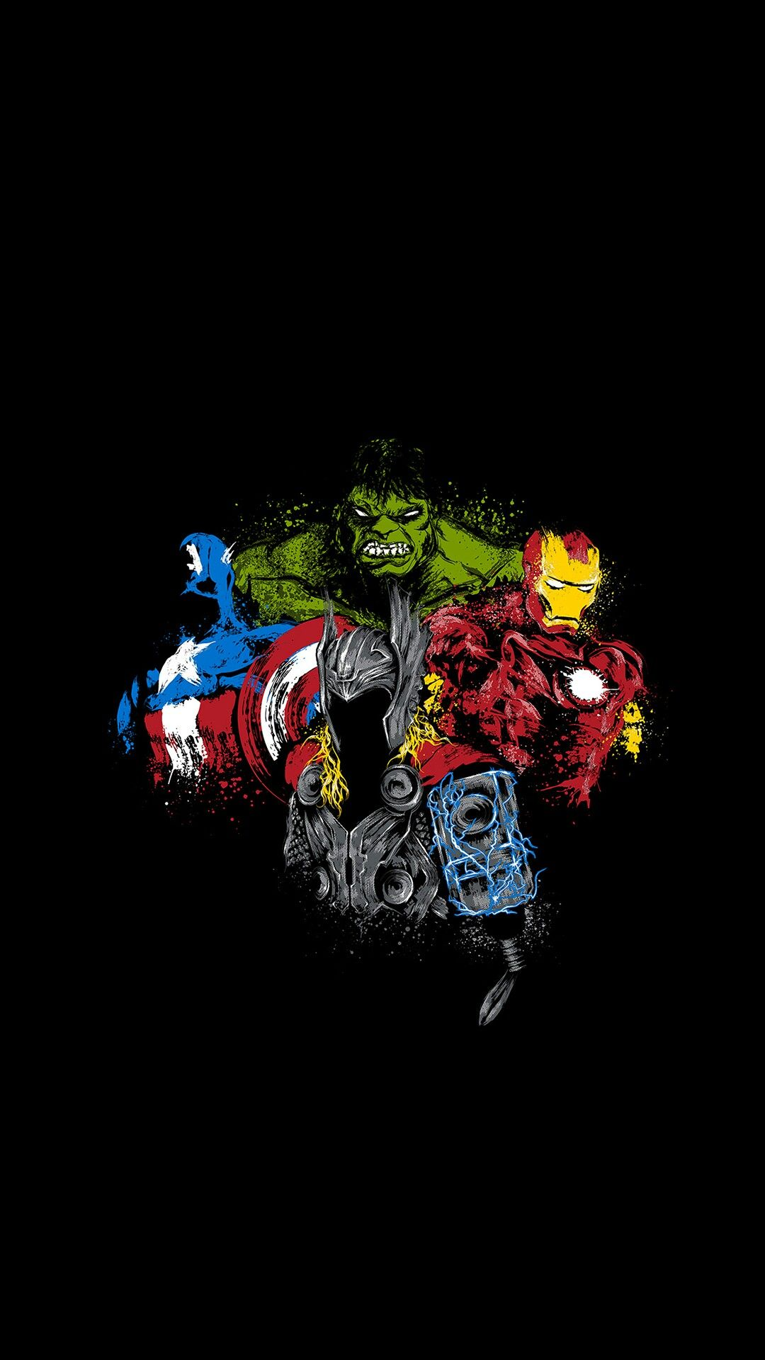 iPhone Marvel Wallpapers HD from Uploaded by user | Free ...
