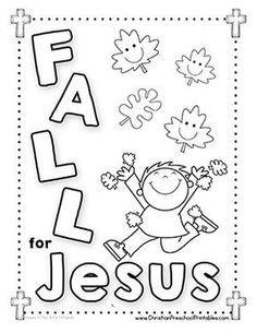 Fall Leaf Bible Printables | Preschool bible lessons ...