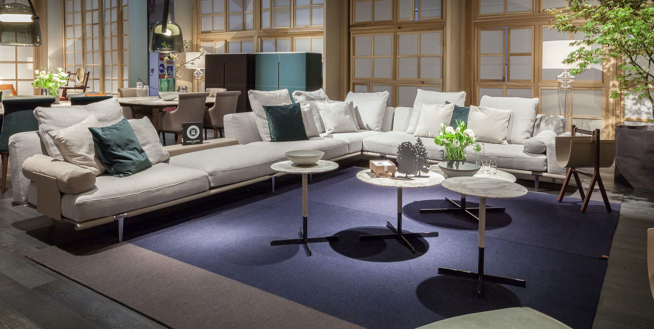 Sofas By Ludovica Roberto Palomba And Explore Poltrona Frau S  # Muebles Di Giano