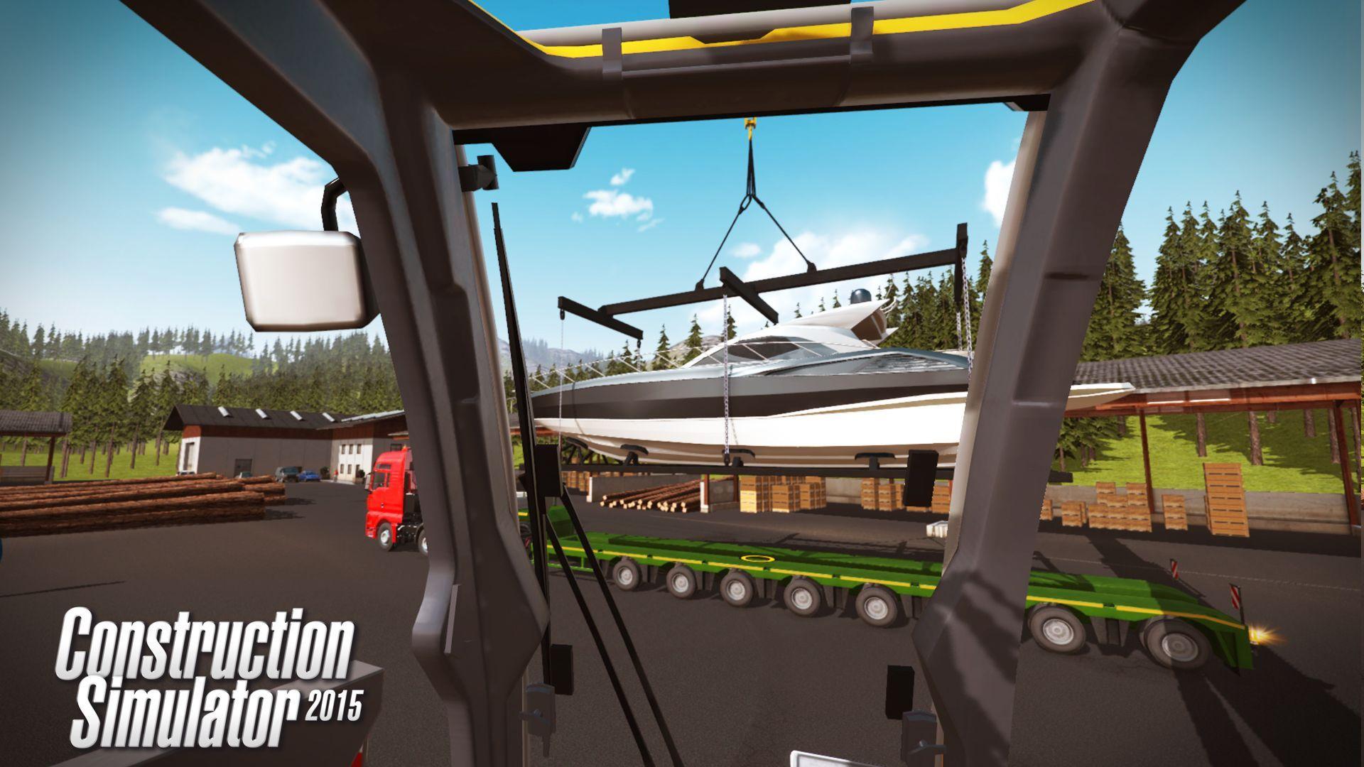 Construction Simulator 2015 Liebherr? LTM 1300 Affiliate