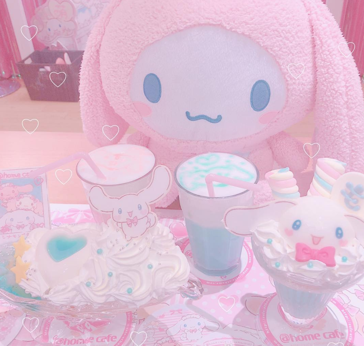 Pink Anime Aesthetic Icon