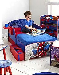 SpiderMan Toddler Bed For Our Charlie